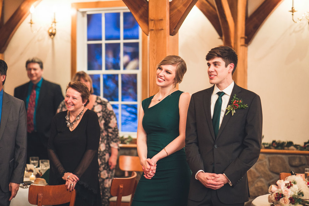 Siblings Watch First Dance