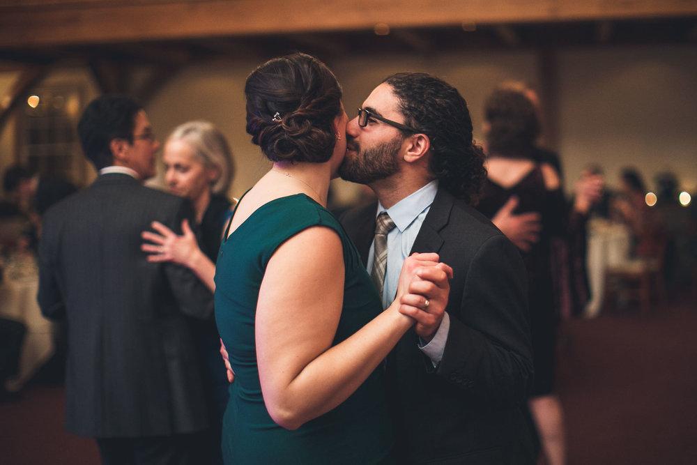 Dance floor love Wedding