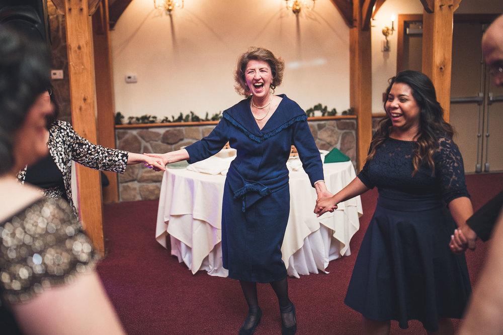 Cranbury Inn Wedding Dancing