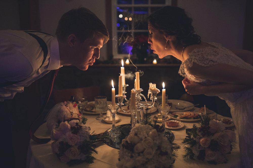 Making a wedding wish Cranbury Inn