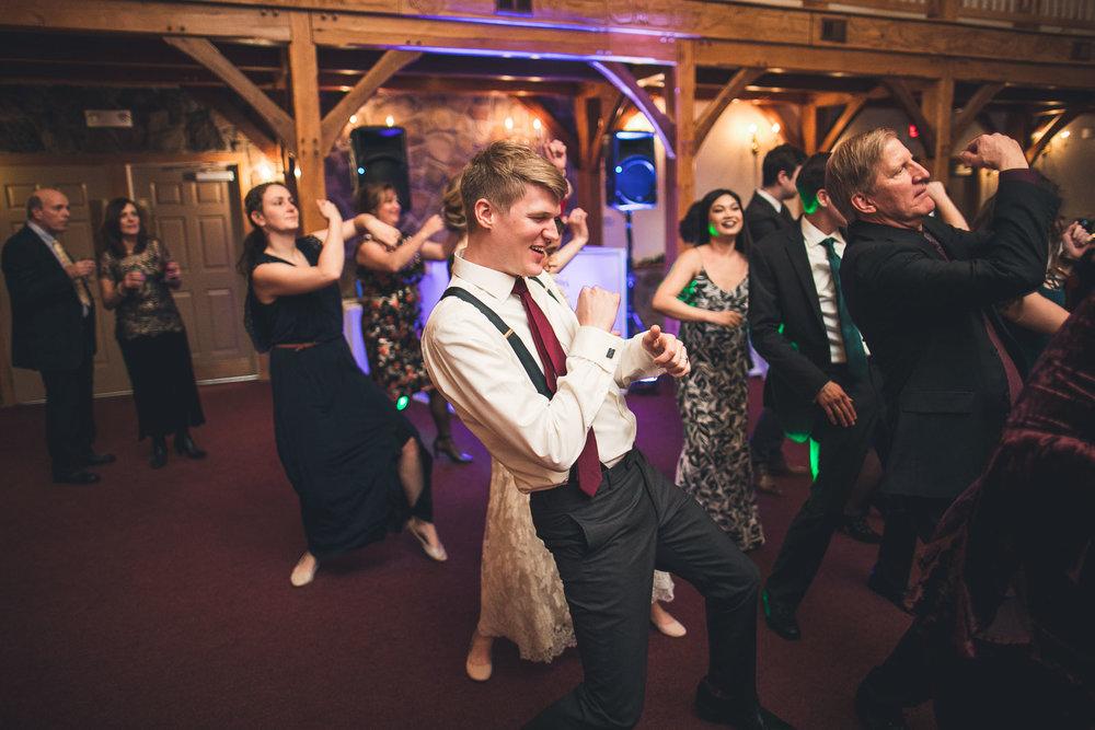 Family Dances Cranbury Inn