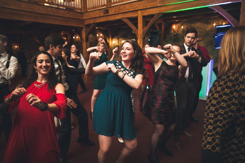 Dance Moves Cranbury Inn Wedding