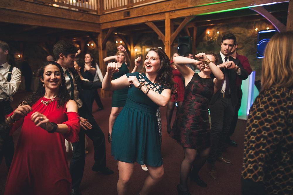 Dance Moves Cranbury Inn Wedding