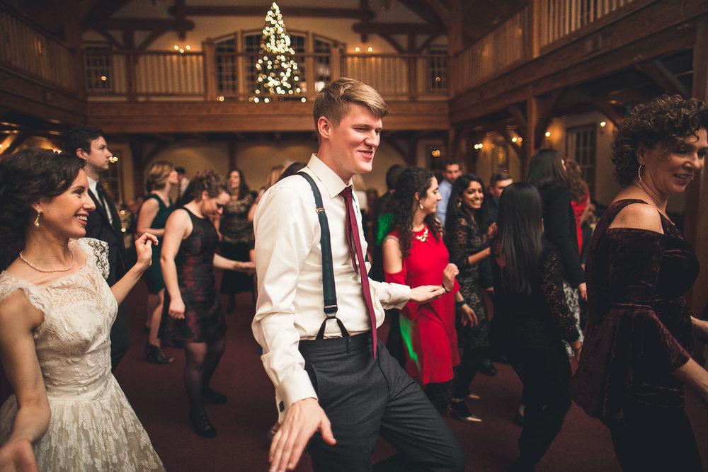 Smooth moves Cranbury Inn Wedding