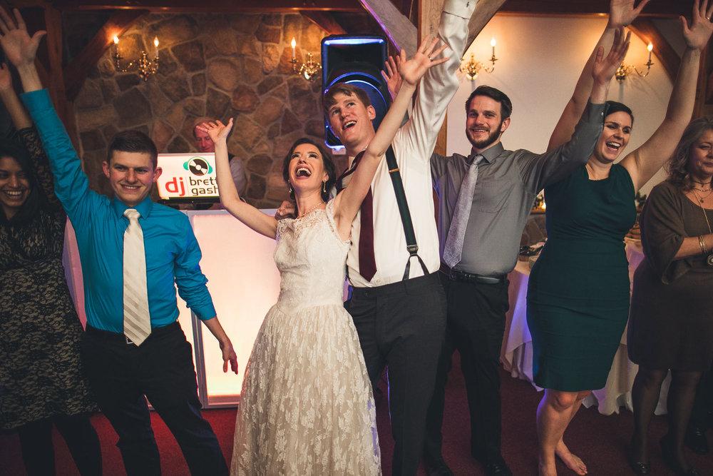 Celebrate Cranbury Inn Wedding