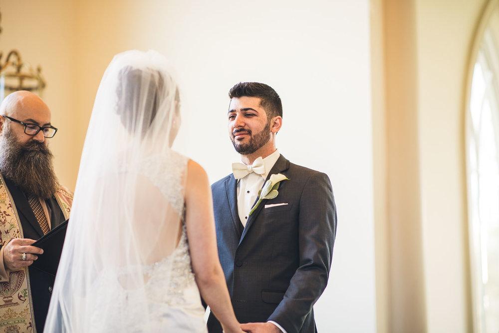 Park Chateau Wedding Ceremony