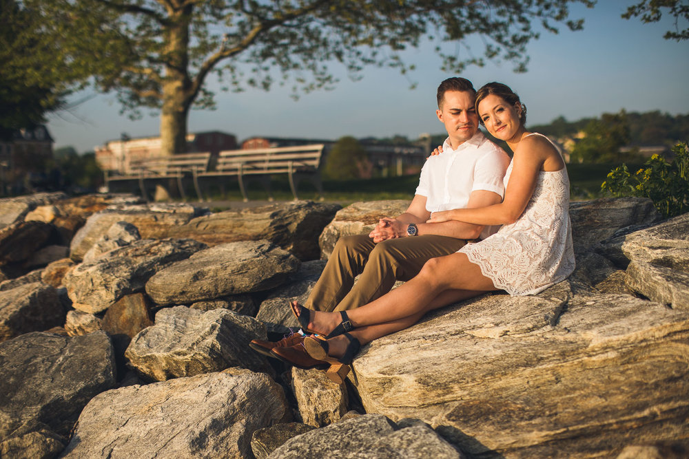 Tarrytown Engagement Photography