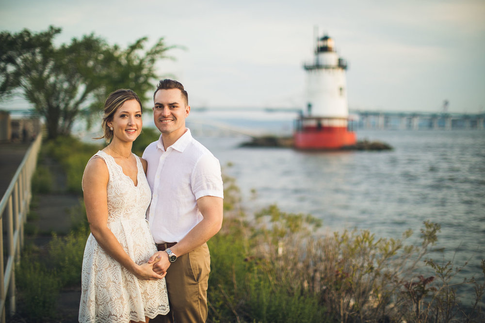 Sleepy Hollow Engagement Photography