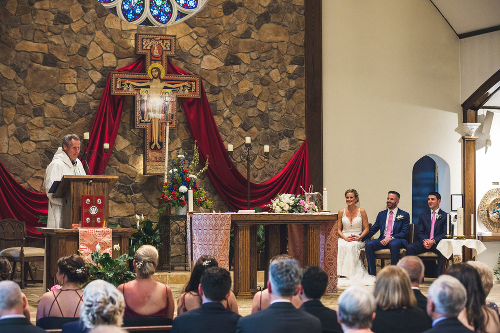 St Marys Church Wedding Pompton Lakes