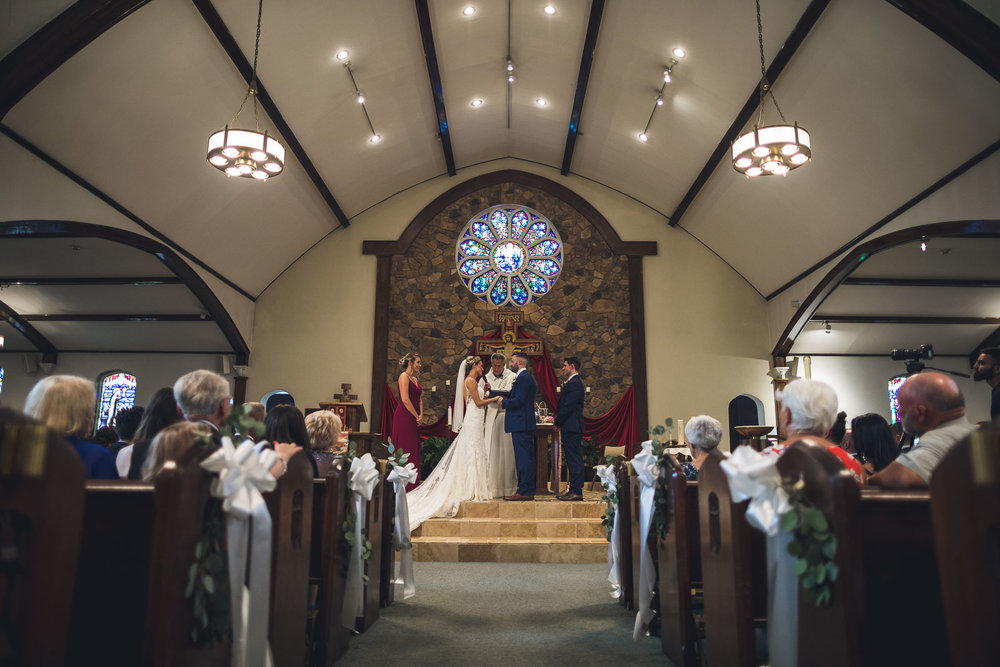 St Marys Church Wedding