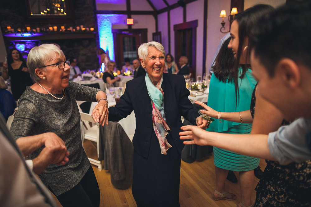 Grandma Dances