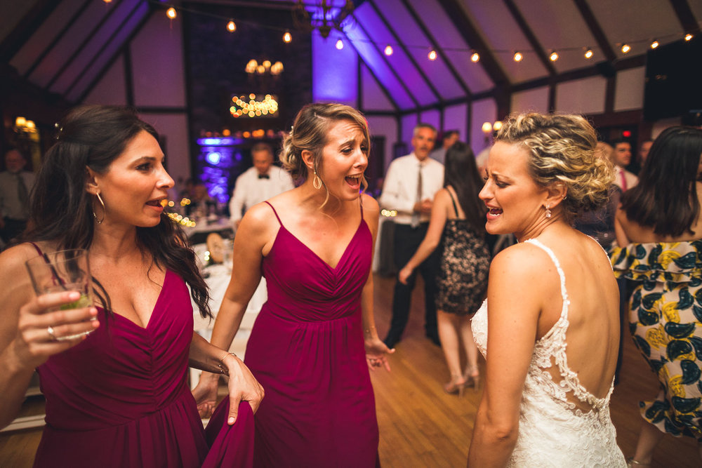 Montville New Jersey Wedding Reception