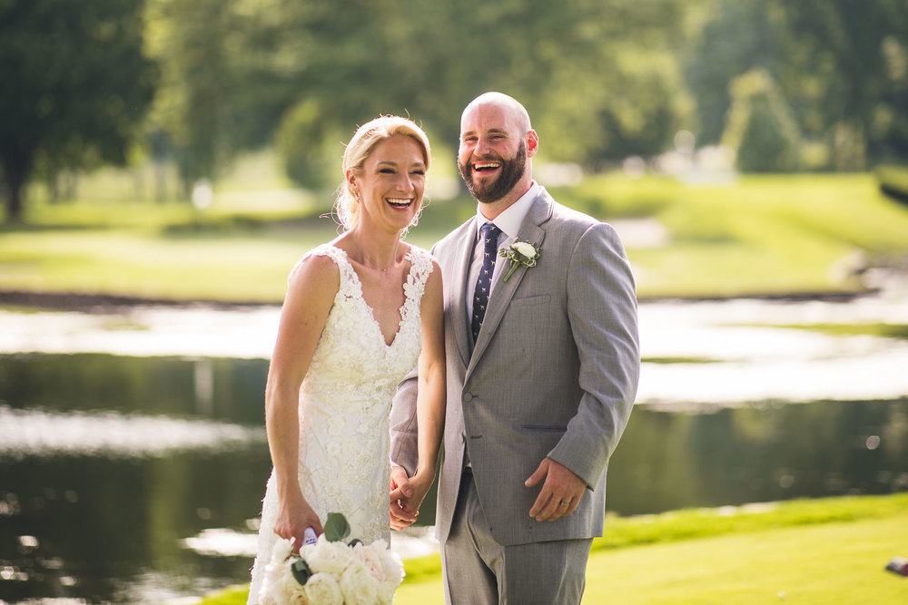 Spring Brook Country Club Wedding Morristown NJ