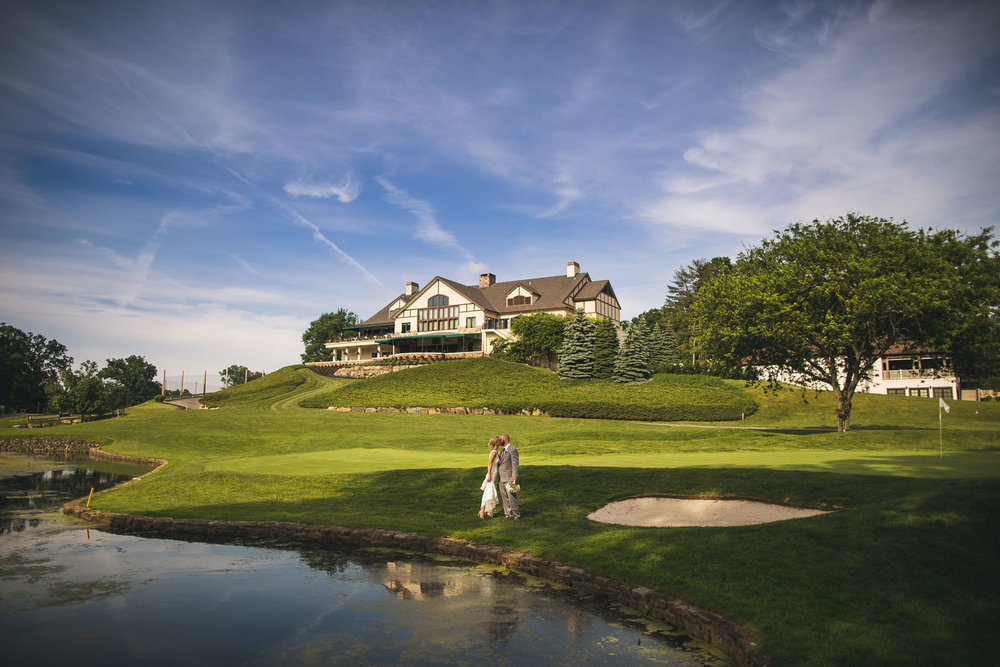 Spring Brook Country Club Wedding Photography