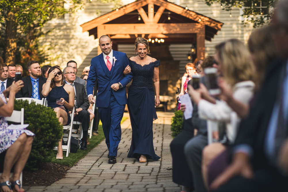 Olde Mill Inn Wedding