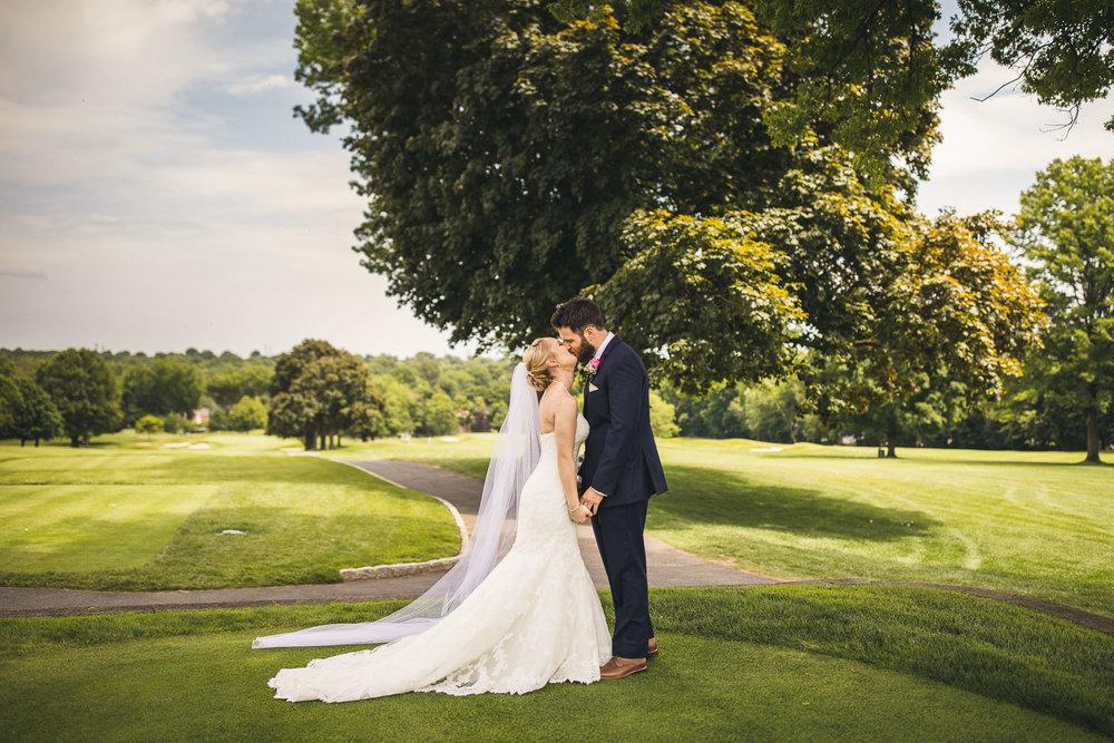Glen Ridge Country Club Wedding Photographer
