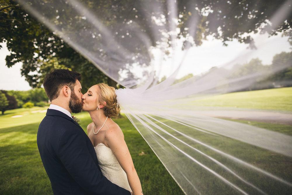 Creative Wedding Photography Glen Ridge Country Club