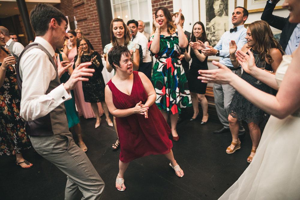 Morris Museum Wedding Dance Party