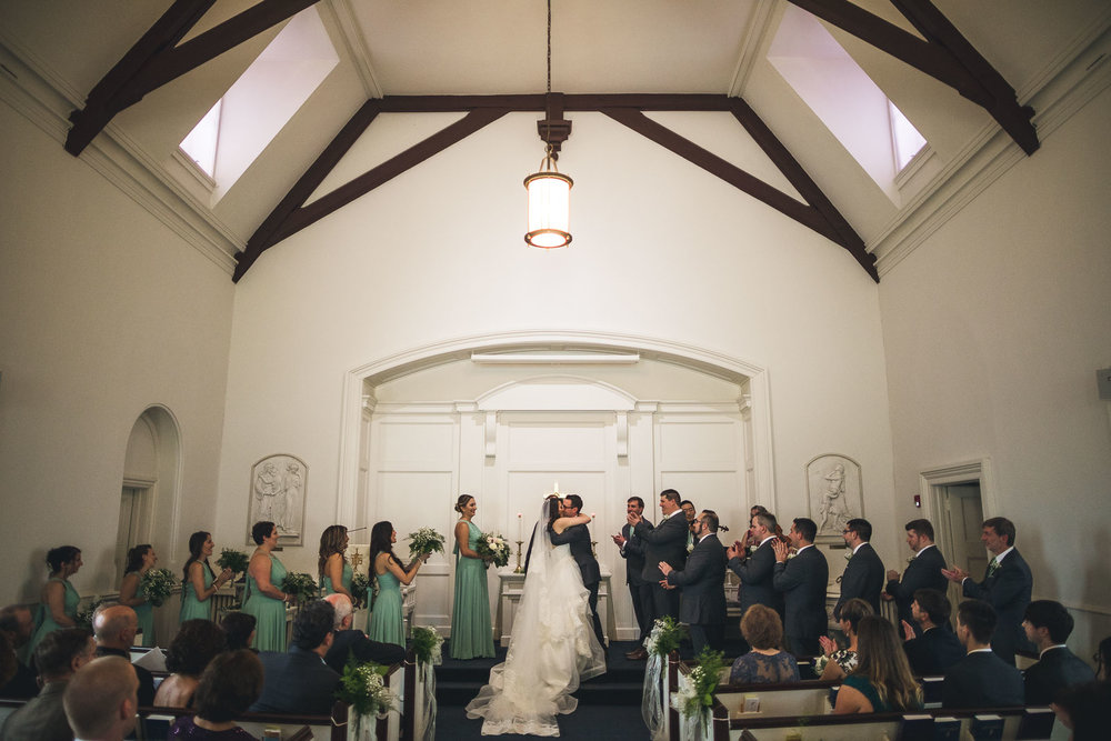 Presbyterian Church Wedding Morristown NJ