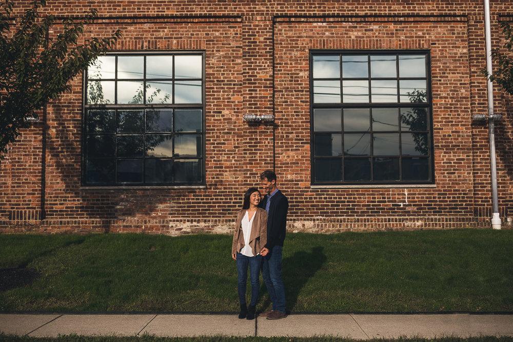 Montclair NJ Engagement Photography