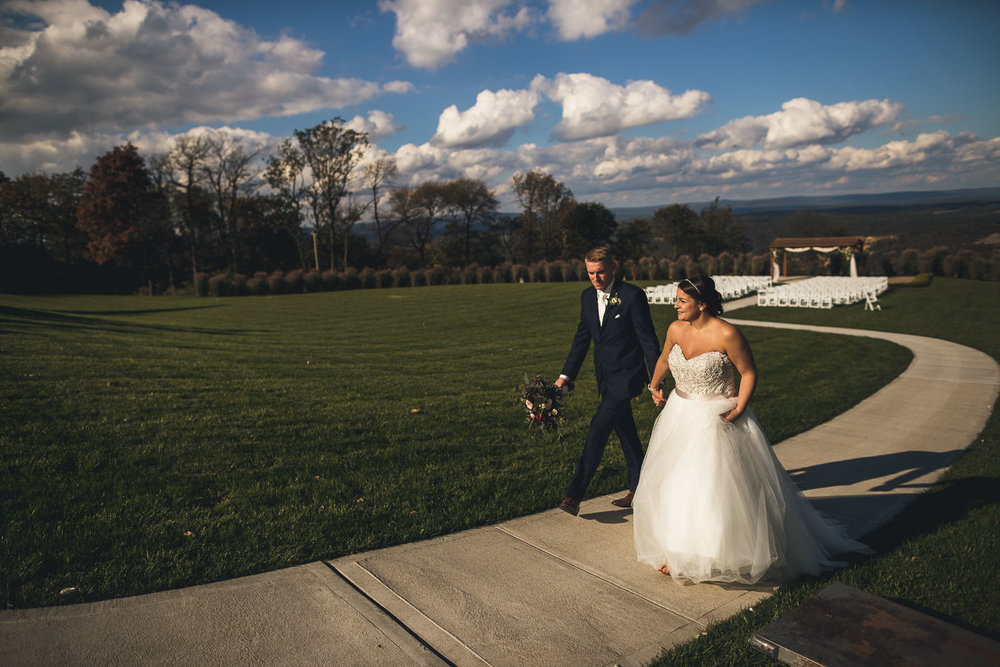 Blue Mountain Resort PA Wedding