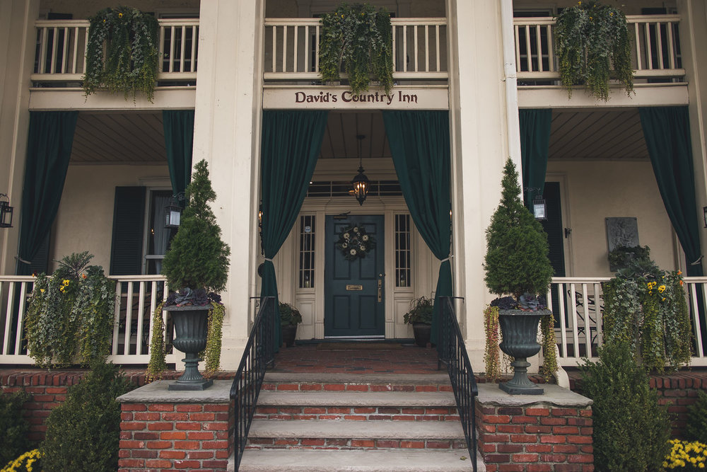 David's Country Inn Wedding Photos