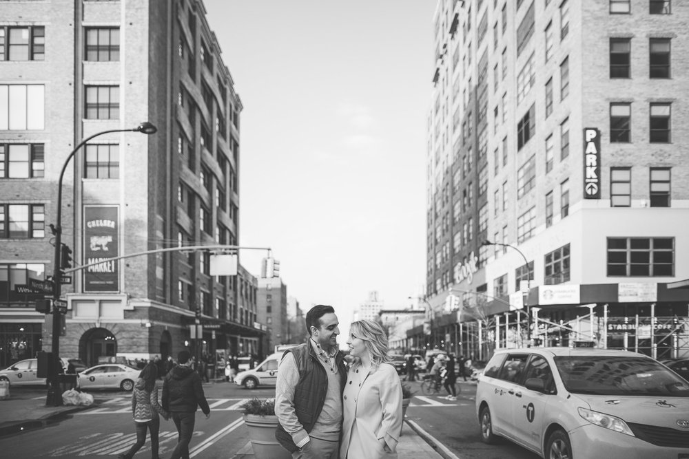 NYC Engagement Photography