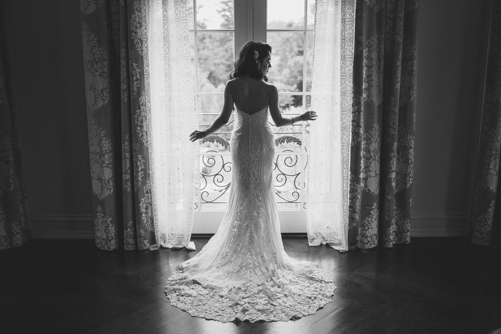 Classic Bridal Photos Park Chateau