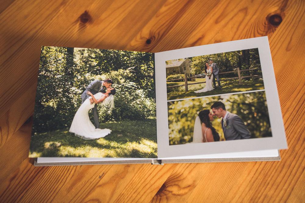 Wedding Album Sample Spread