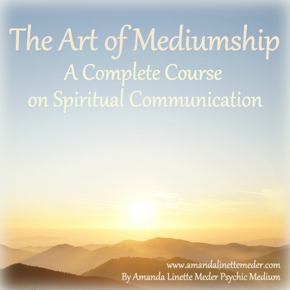 Complete mediumship training class. Distance. Affordable. Comprehensive. Online.