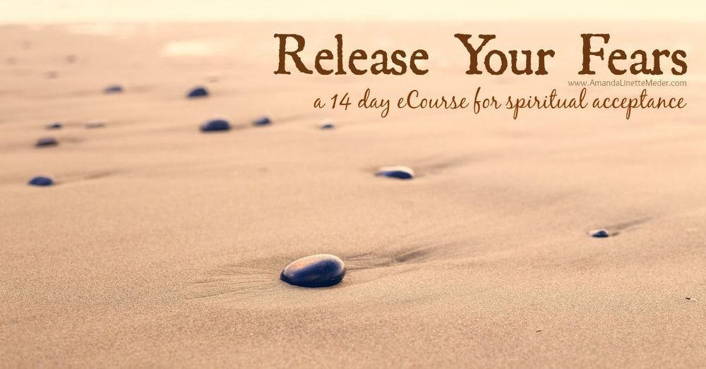 Brand new! The Release Your Fears eCourse - learn more and register here >> Stop being afraid of Spirits, and release your fears of social acceptance for embracing your gifts - once and for all in this 14 day class training program.