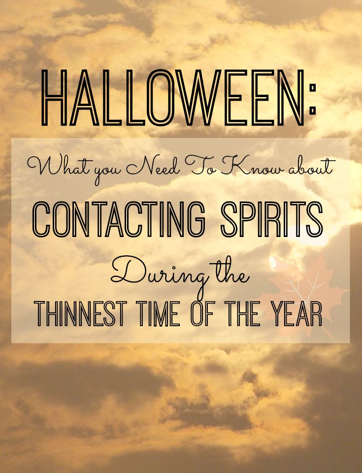 Halloween Ideas are abounding this time of year! Has anyone thought of what it REALLY means? Halloween is a celebration of the Spirit World. What you need to know about what happens in the Spirit World during halloween parties is definitely included in this post -