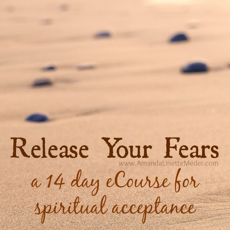 Releasing your fears of Spirits and step into your power with this transformational 14-day eCourse.