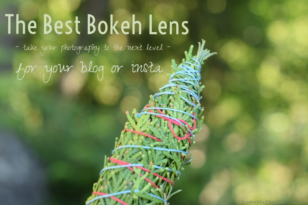 Article: The Best Bokeh Lens For Spiritual Photography!