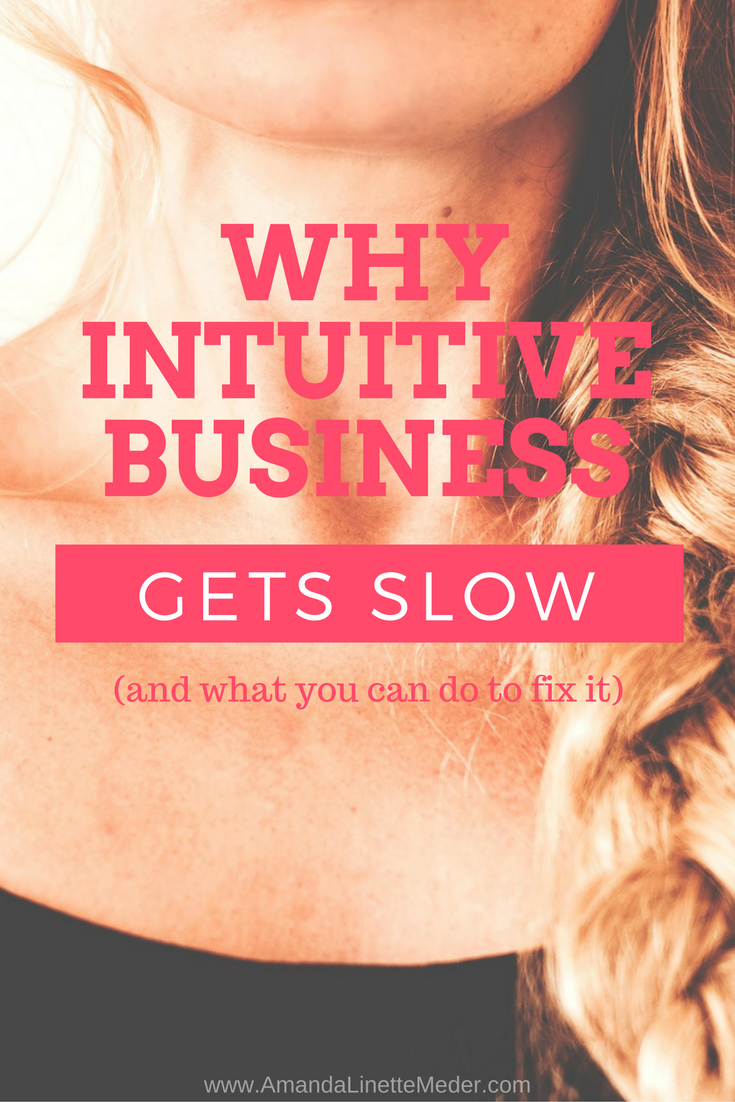 Do you run an intuitive business? Have you been focusing on picking up traffic, gaining more clients? Worried about a little slow down? It's normal to have to deal with slow business at any phase in your career and often times it can be a sign something good is happening - Soulpreneur | Intuitive Business Tips