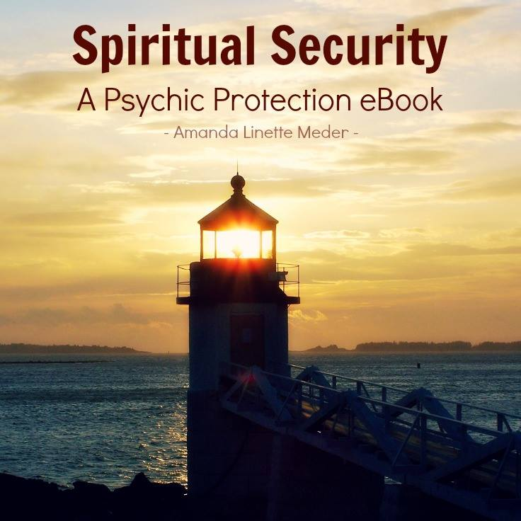 eBook,  Spiritual Security: A Psychic Protection eBook