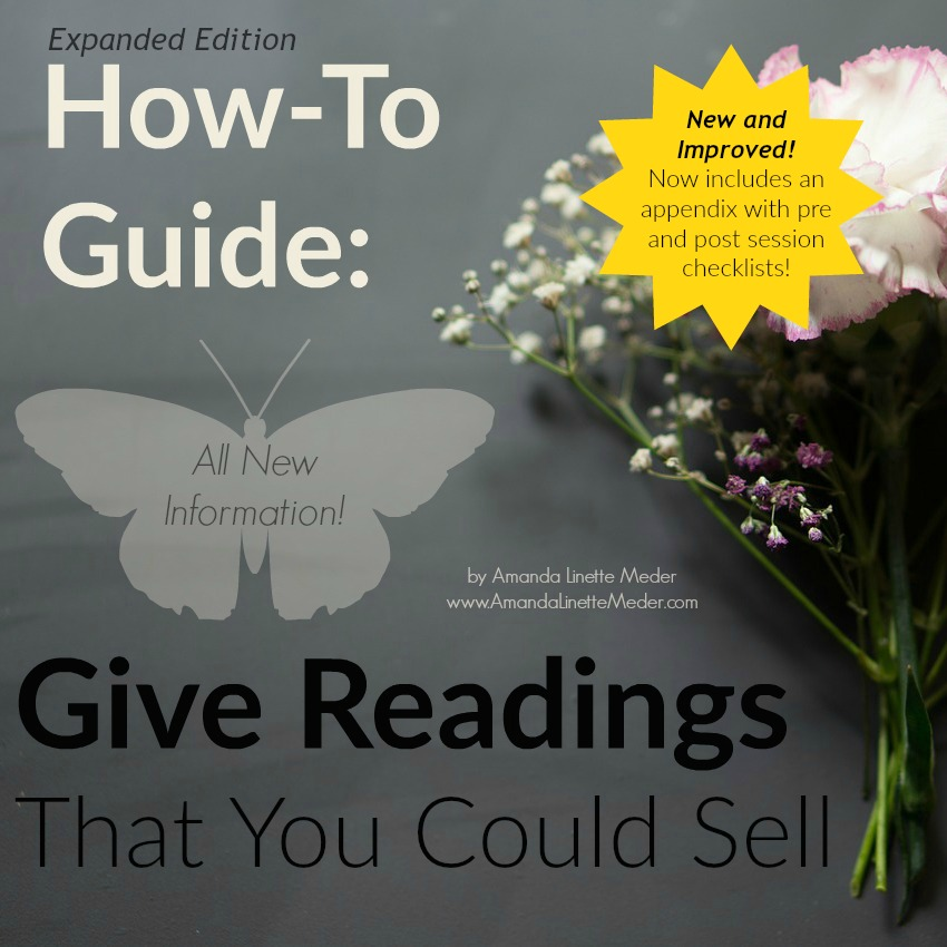 eBook,  How-To-Guide: Give Readings You Could Sell