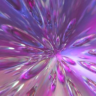 purple-bokeh