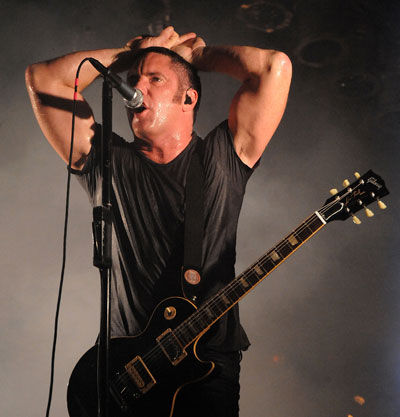 Trent Reznor from Nine Inch Nails