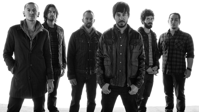 Linkin Park - Have your original track on their next album.