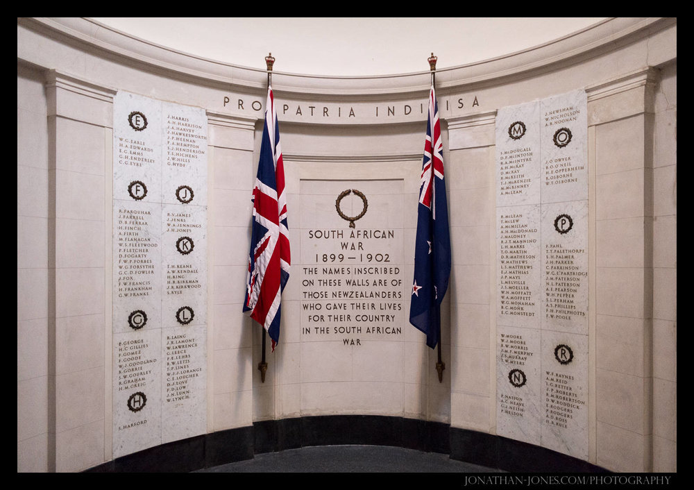 Auckland War Memorial Museum, New Zealand