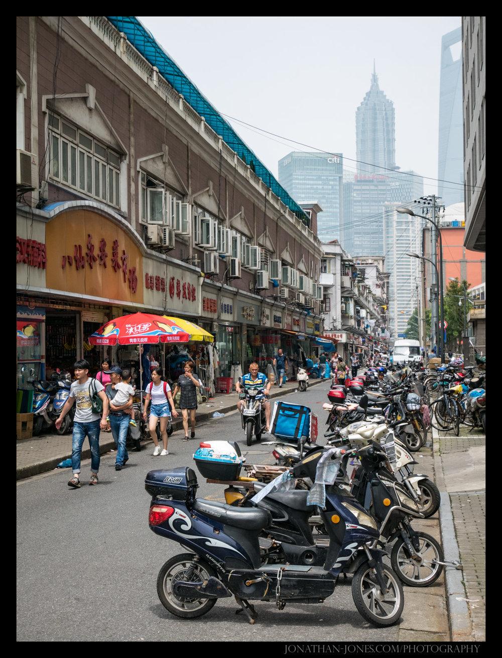Around Shanghai