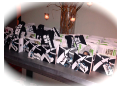 {Our goodie bags!}