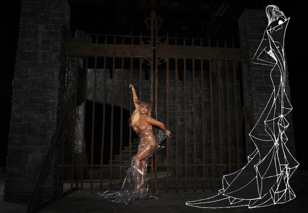 Lady Gaga, on her 'Born This Way Ball' Tour