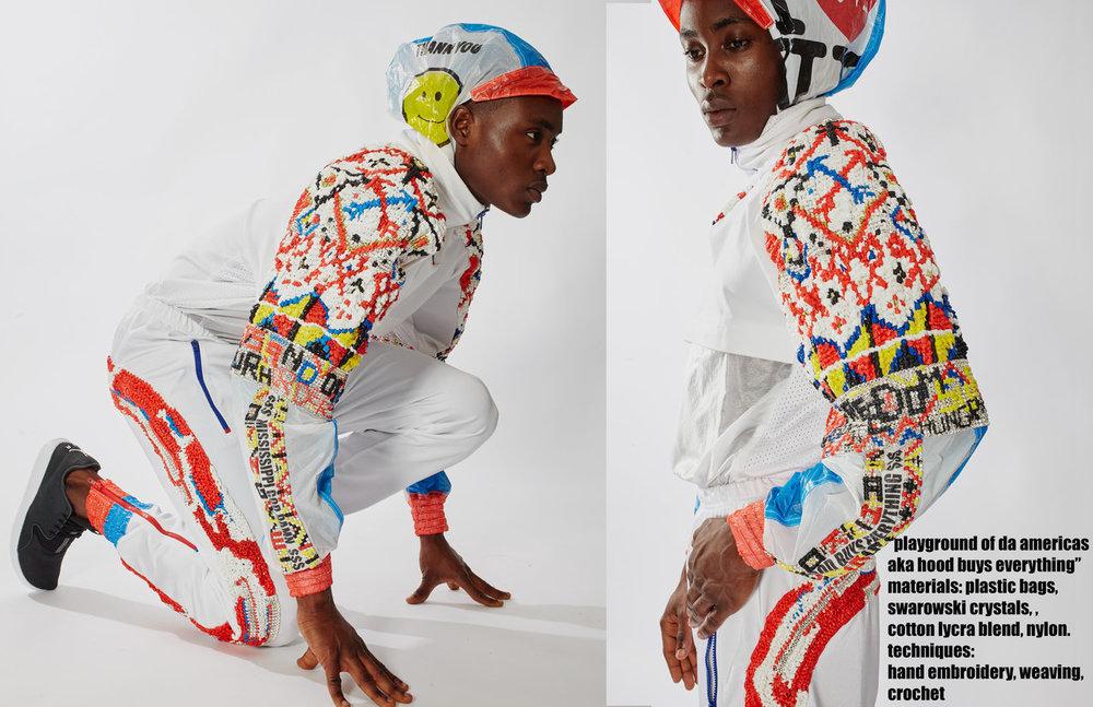 Photographer: Patrick Rafanan Model: Jide Alao