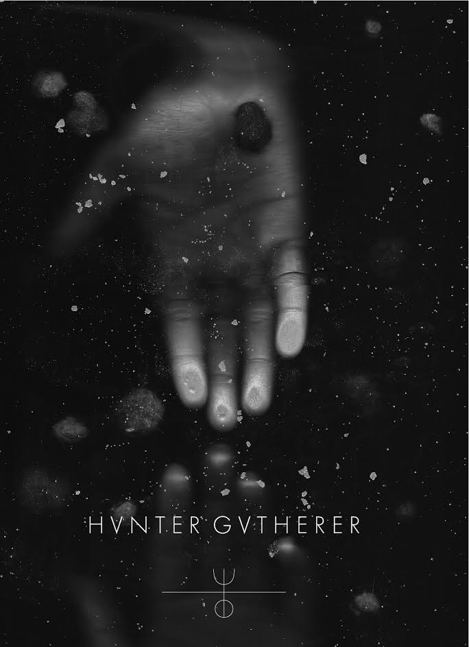 Selections from ORIGINS 2015 campaign, Glitch art by Ana Zhang for HVNTER GVTHERER