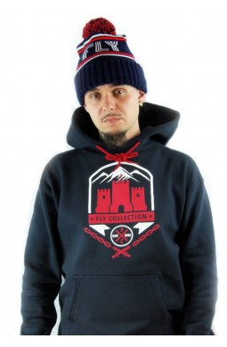 Dark Castle Hoodie in Navy x Fly Collection x Colabination.jpg