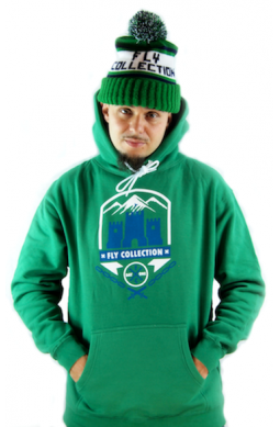 Dark Castle Hoodie in Green x Fly Collection x Colabination.png