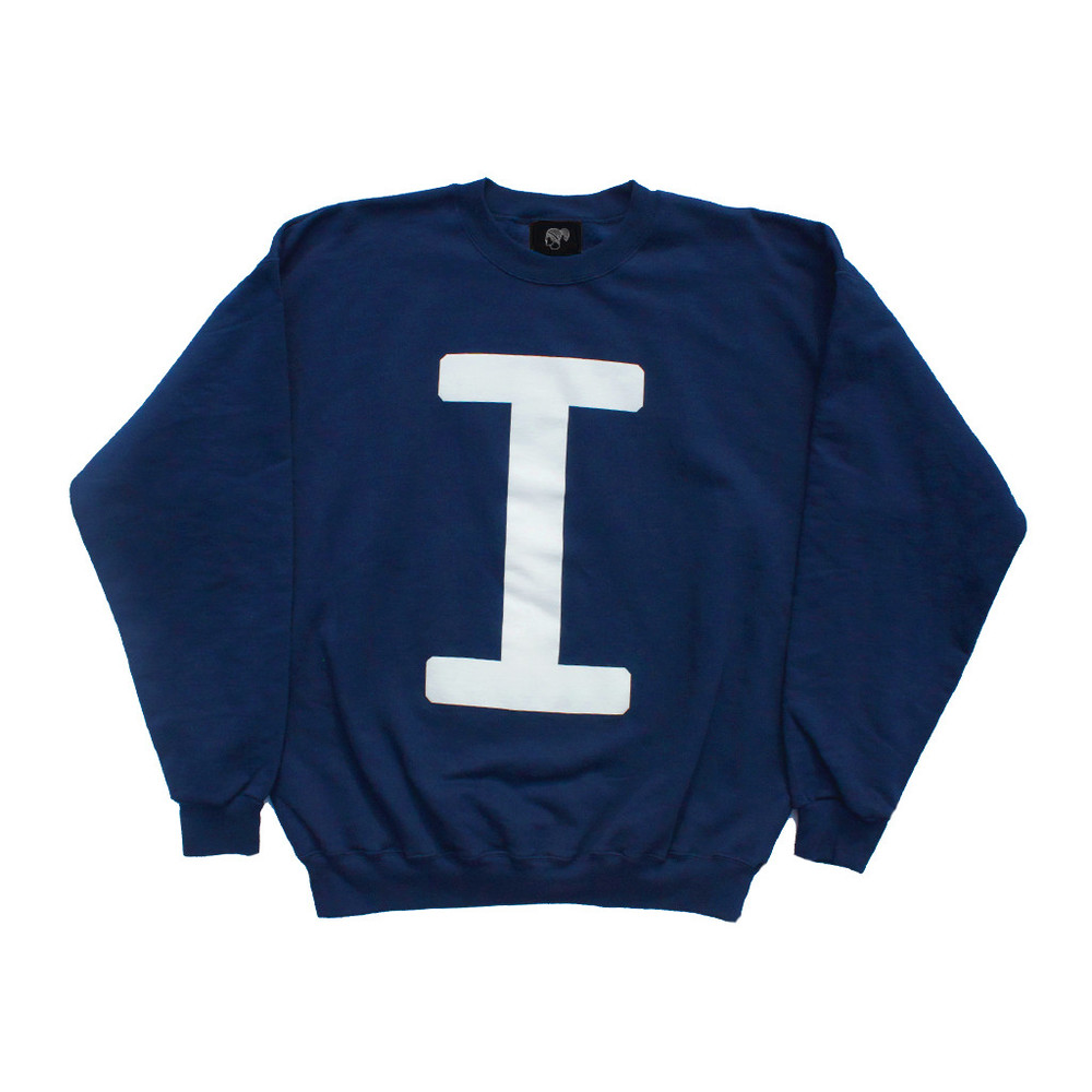 Ilona usa I sweat shirt navy midnight blue fall winter sweater.jpg