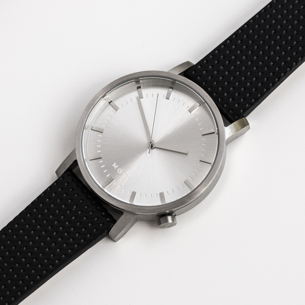 http://colabination.com/products/moti/silver-leather-minimal-watch